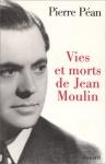 """Couverture du livre : """"Vies et morts de Jean Moulin"""""""