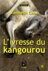 """Couverture du livre : """"L'ivresse du kangourou"""""""