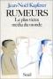 """Couverture du livre : """"Rumeurs"""""""