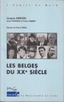 """Couverture du livre : """"Les Belges du XXe siècle"""""""