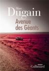"""Couverture du livre : """"Avenue des géants"""""""