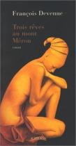 """Couverture du livre : """"Trois rêves au mont Mérou"""""""