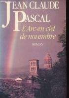 """Couverture du livre : """"L'arc-en-ciel de novembre"""""""