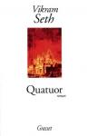 """Couverture du livre : """"Quatuor"""""""