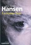 """Couverture du livre : """"La femme lion"""""""