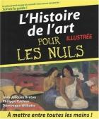 """Couverture du livre : """"L'histoire de l'art pour les Nuls"""""""