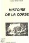 """Couverture du livre : """"Histoire de la Corse"""""""