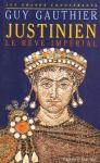 """Couverture du livre : """"Justinien"""""""