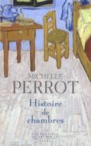 """Couverture du livre : """"Histoire de chambres"""""""