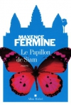 """Couverture du livre : """"Le papillon de Siam"""""""