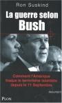 """Couverture du livre : """"La guerre selon Bush"""""""