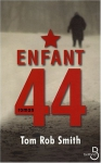"""Couverture du livre : """"Enfant 44"""""""