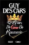 """Couverture du livre : """"Les reines de coeur de Roumanie"""""""