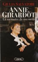 """Couverture du livre : """"La mémoire de ma mère"""""""