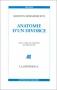 """Couverture du livre : """"Anatomie d'un divorce"""""""