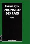 """Couverture du livre : """"L'honneur des rats"""""""