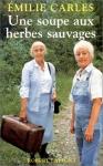 """Couverture du livre : """"Une soupe aux herbes sauvages"""""""