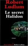 """Couverture du livre : """"Le secret Halidon"""""""