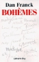 """Couverture du livre : """"Bohèmes"""""""