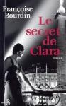 """Couverture du livre : """"Le secret de Clara"""""""