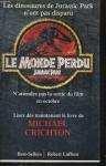 """Couverture du livre : """"Le monde perdu"""""""