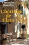 """Couverture du livre : """"L'héritage de Clara"""""""