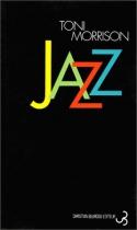 """Couverture du livre : """"Jazz"""""""
