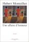 """Couverture du livre : """"Une affaire d'honneur"""""""