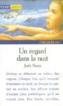 """Couverture du livre : """"Un regard dans la nuit"""""""