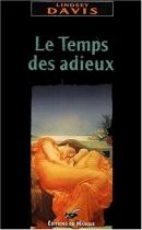 """Couverture du livre : """"Le temps des adieux"""""""