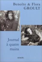 """Couverture du livre : """"Journal à quatre mains"""""""