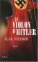 """Couverture du livre : """"Le violon d'Hitler"""""""