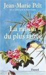 """Couverture du livre : """"La raison du plus faible"""""""