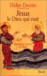 """Couverture du livre : """"Jésus, le dieu qui riait"""""""