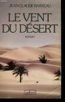 """Couverture du livre : """"Le vent du désert"""""""