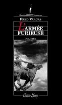 """Couverture du livre : """"L'Armée furieuse"""""""