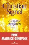 """Couverture du livre : """"Au coeur des forêts"""""""