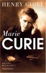 """Couverture du livre : """"Marie Curie"""""""