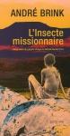 """Couverture du livre : """"L'insecte missionnaire"""""""
