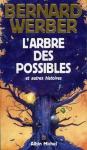 """Couverture du livre : """"L'arbre des possibles"""""""