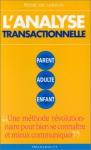 """Couverture du livre : """"L'analyse transactionnelle"""""""