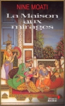 """Couverture du livre : """"La maison aux mirages"""""""