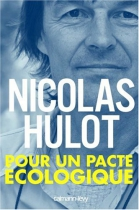 """Couverture du livre : """"Pour un pacte écologique"""""""