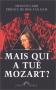 """Couverture du livre : """"Mais qui a tué Mozart?"""""""