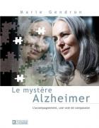 """Couverture du livre : """"Le mystère Alzheimer"""""""