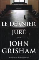 """Couverture du livre : """"Le dernier juré"""""""