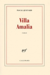 """Couverture du livre : """"Villa Amalia"""""""