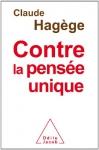 """Couverture du livre : """"Contre la pensée unique"""""""