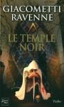 """Couverture du livre : """"Le temple noir"""""""