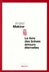 """Couverture du livre : """"Le livre des brèves amours éternelles"""""""